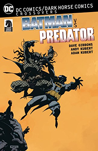 DC Comics/Dark Horse: Batman vs. Predator (English Edition)