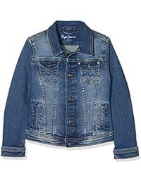 cf855e9b8378c Amazon.fr   Veste en jean - Fille   Vêtements