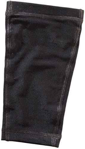 Derbystar Fußball Schienbeinschoner-Socke, Größe M, schwarz, 6324