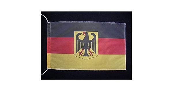 Bananenrepublik Deutschland Everflag Tischflagge 15x25