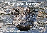 See you later ... Florida Wildlife (Tischkalender 2020 DIN A5 quer): Alligatoren und andere Spezies aus der Fauna Florida's (Monatskalender, 14 Seiten ) (CALVENDO Natur) -