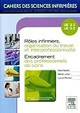 Rôles infirmiers, organisation du travail et interprofessionnalité/Encadrement des professionnels de: Unités d'enseignements 3.3 et 3.5
