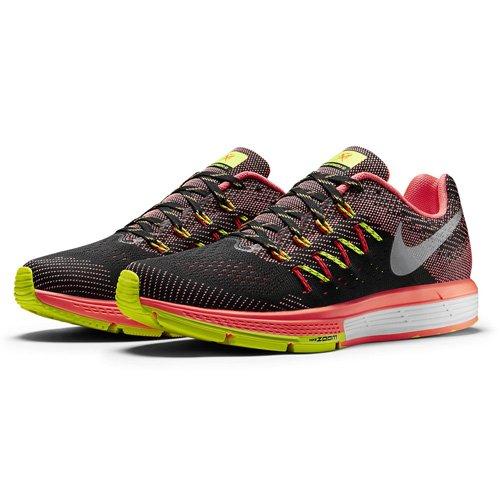 Nike  WMNS NIKE AIR ZOOM VOMERO 10, Chaussures de course femmes Orange  - Orange (Orange / Silber)