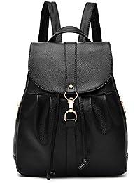 TIBES Mochila impermeable mochila de nylon de moda para las niñas