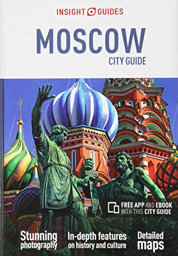 Moscow (Insight City Guides)