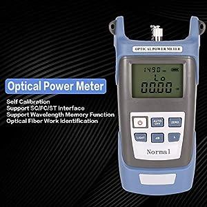 Connecteurs de câble FC/SC optiques de Fibre Optique de Fibre Optique de mètre de Puissance Optique de Fibre de FTTH -70 ~ + 20dBm de UniqueHeart