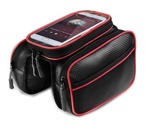 Bike Bag Bunte Fahrrad Lenker Pakete für 6 Zoll Telefon Multi-Funktions-Fahrrad-Zubehör#8