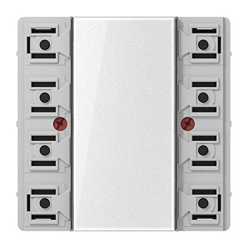 Preisvergleich Produktbild Jung KNX Tastsensor-Modul LS 5094 TSM Universal, 4fach FD-design;KNX;Serie LS Bussystem-Tastsensor 4011377106949