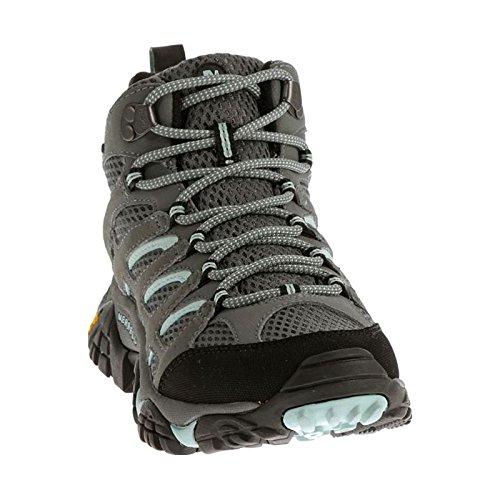 Merrell - Chaussures Moab Mid Gtx Femme Merrell VERT