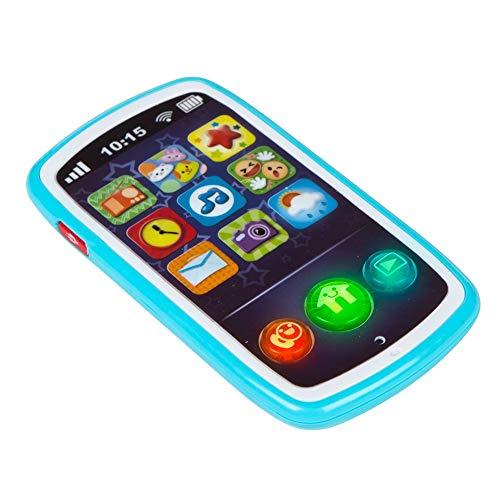 Winfun - Teléfono móvil musical para bebés 44523