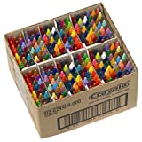 Enlarge toy image: Crayola 288 Assorted Crayons Class Pack -  preschool activity for young kids