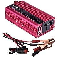 Convertidor de corriente 2000W DC12V del poder del coche de poder más elevado al convertidor dual