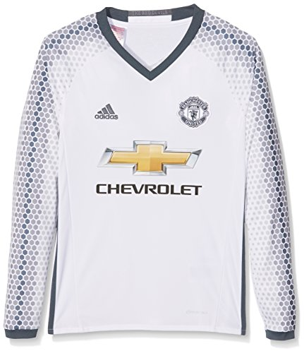 aea6304d17a adidas MUFC 3 JSY YL - 3rd football kit T-Shirt for of Manchester United  2015 16 for Boys