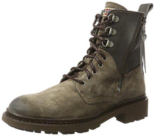 NAPAPIJRI Footwear Optima, Zapatillas para Hombre, Verde (Dark Olive N730), 41 EU