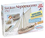 Artesania Latina 18010 - Maqueta de Barco en Madera: Lancha del San Juan Nepomuceno