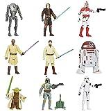 Hasbro A3857E27 Star Wars - Figurinas y accesorios de la película (1 unidad, surtido)