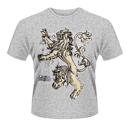 purchase cheap 20e6a f0ce7 Game Of Thrones - Lion (T-Shirt Unisex Tg. L)  Italia