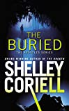 Front cover for the book The Buried (The Apostles) by Shelley Coriell