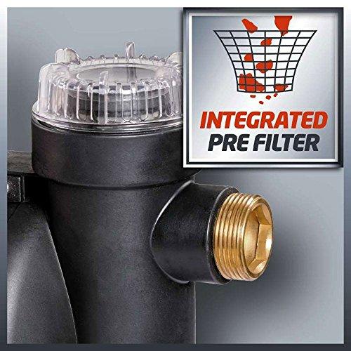 Einhell GC-AW 6333 Hauswasserautomat inklusive Vorfilter + Rückschlagventil + Trockenlaufschutz - 3
