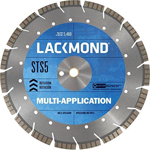 lackmond multi-application sts5Serie segmentiert Turbo Diamant Klinge, STS51412520