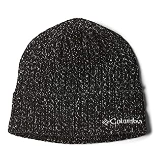 Columbia Bonnet Unisexe, Columbia Watch Cap II, Acrylique, Noir (Black/White Marled), Taille unique, 1464091 (B00JL8HRSA) | Amazon Products