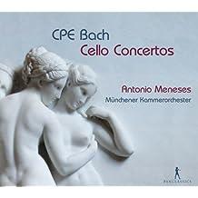C.P.E. Bach: Cello-Konzerte