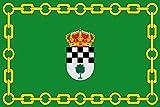 magFlags Bandera Large Municipio de Nuevo Baztán Comunidad de Madrid | bandera paisaje | 1.35m² |...
