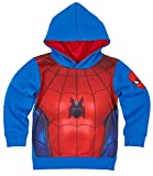 Spiderman Chicos Sudadera con capucha - Azul - 116