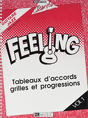 Feeling Vol.1 Guitare SEBASTIAN Derek*