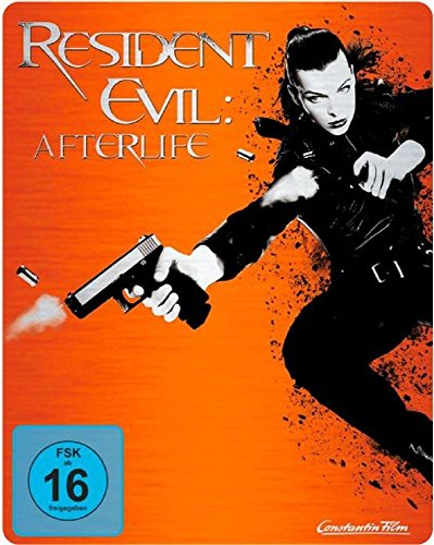 RESIDENT EVIL: AFTERLIFE (Blu-ray Disc, Steelbook) Limited Edition