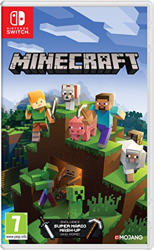 Minecraft - Nintendo Switch [nintendo_switch] ... (Nintendo Minecraft 3ds-spiel)