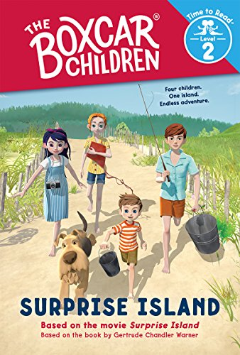 Surprise Island (The Boxcar Children: Time to Read, Level 2)