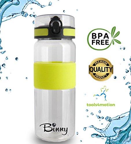 Binny Sportflasche Trinkflasche 820 ml im Test