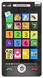 CEFA - 00413, Smartphone educativo per bambini Tech Too [lingua spagnola e inglese]