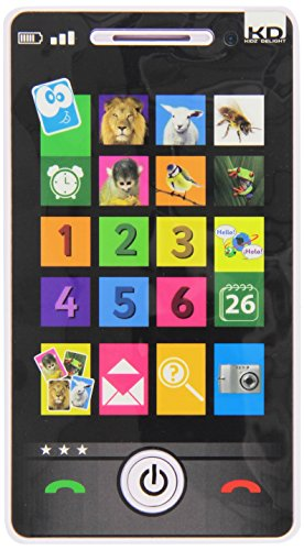 KIDZ DELIGHT - SMARTPHONE BILINGUE TECH-TOO  JUGUETE DE IMITACION (CEFA TOYS 00413)