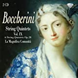 Boccherini: String Quintets Vol.9