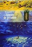 Telecharger Livres Femmes de personne (PDF,EPUB,MOBI) gratuits en Francaise
