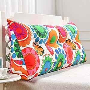 uus sonnenblume dreieck sofa kissen bett kopf kissen ergonomische entwurfs lehne und. Black Bedroom Furniture Sets. Home Design Ideas