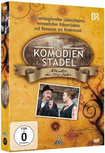 Der Komödienstadel, Klassiker der 70er Jahre, 3 DVDs