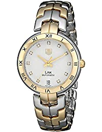 TAG Heuer Link WAT2350.BB0957 Steel & Gold Automatic Ladies Watch