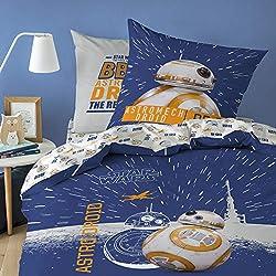 Star Wars–Juego, 100% algodón, Blanco, 140x 200+ 63x 63