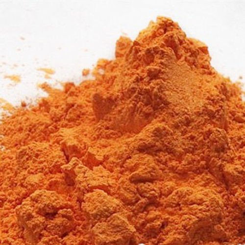 Colorante natural en polvo para jabones color naranja