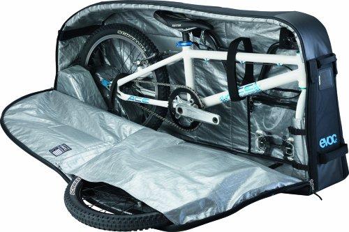 Evoc Fahrradtasche Bmx Travel Bag, black, 50 x 27 x 14 cm, 200 Liter, 7014101101