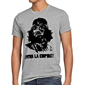 style3 Viva La Empire Herren T-Shirt imperium guevara revolution