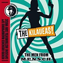 The Men from M.E.N.S.C.H. [Import allemand]
