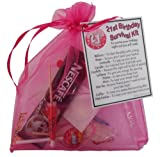 21st Birthday Gift - Unique Survival Kit (Hot Pink) - 21st birthday gift, 21st birthday present, 21st gift, 21st present, 21st birthday