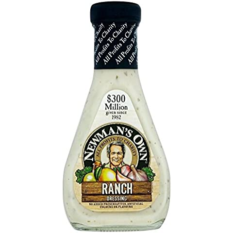 Newman's Own Ranch Dressing (250ml) (Confezione da 6)