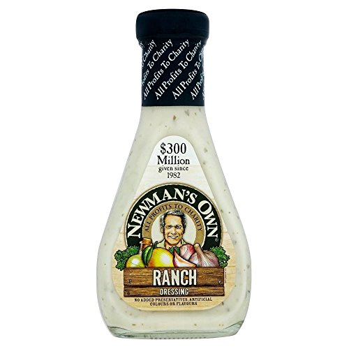 Newman's Own Ranch Dressing (250ml) (Lot de 2)