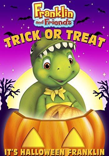 Trick or Treat Franklin - Franklin's Halloween by Graeme Jokic (voice)