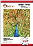50 fogli A4 Glossy 170gsm Carta Fotografica Foto Paper Lavorare Per tutto getto d'inchiostro Stampante